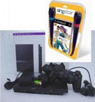 "Playstation 2 ""Singstar"""
